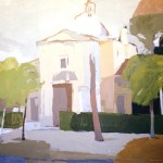 [19] SAN ANTONIO DE LA FLORIDA, acrílico/lienzo, 81x100 cm