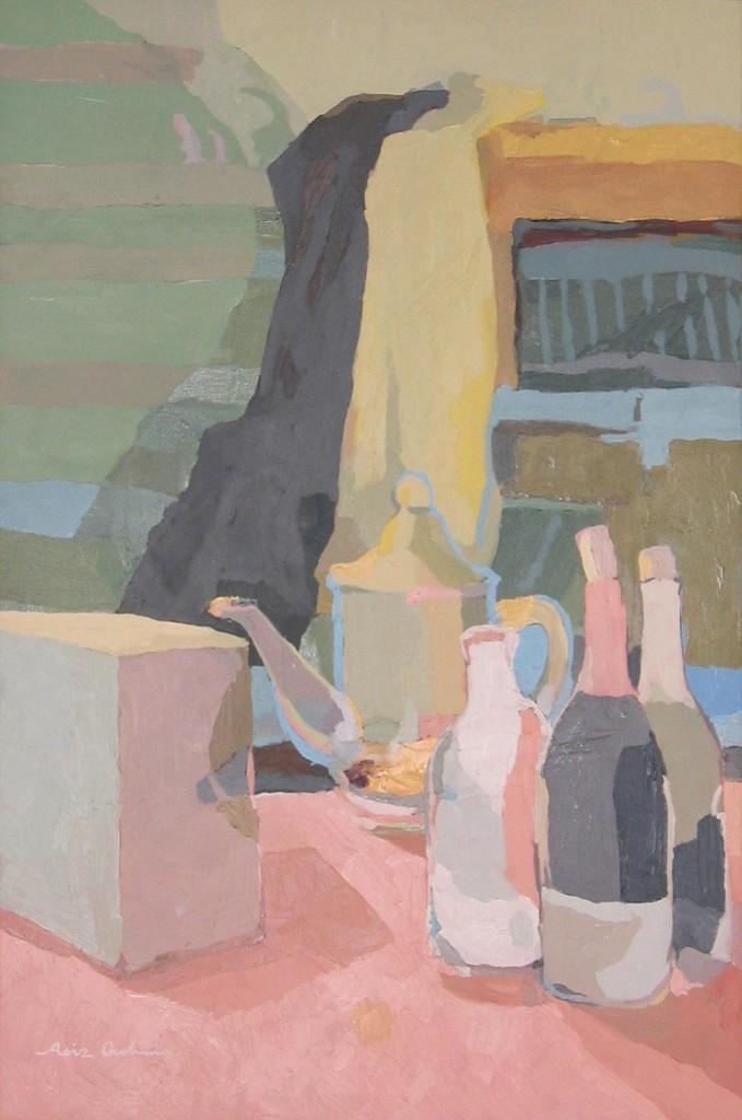 TETERA, óleo/lienzo, 2006