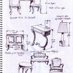 Dibujos muebles con medidas E ANUNCIO web
