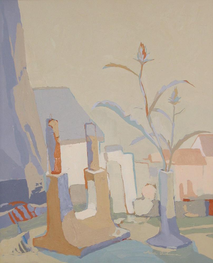 [20] PAREJAS, óleo/lienzo, 61x50 cm
