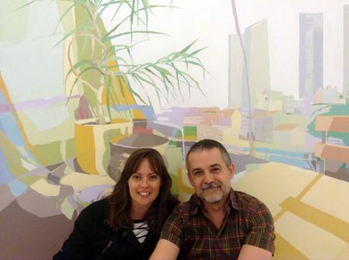 Con Alicia Pérez Bayón - [18] Tarros y torres