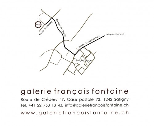 GALERIE Francois Fontaine web