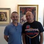 Espacio 36 - 30 julio 2016 - con Ángel Almeida