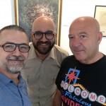 Espacio 36 - 30 julio 2016 - con Ramón de Juan y Ángel Almeida