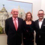 Inaug 029 con César y María Ángeles