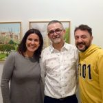 Inaug 060 con Raul y su mujer