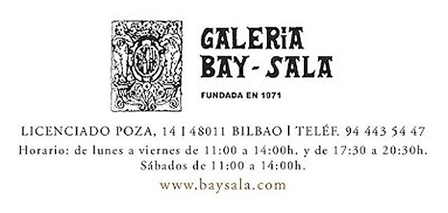 GALERIA BAY-SALA, Bilbao